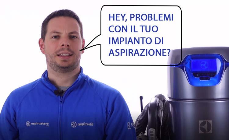 Hai problemi con l'impianto di aspirazione centralizzata e sei residente in Veneto?