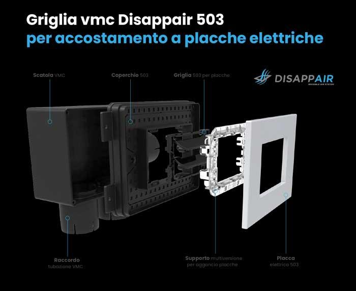 Bocchetta vmc Disappair 503