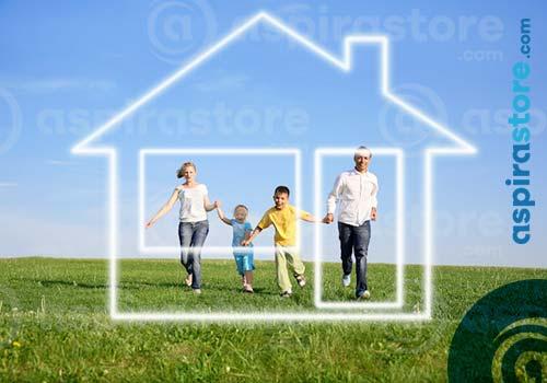 Migliorare una casa malata