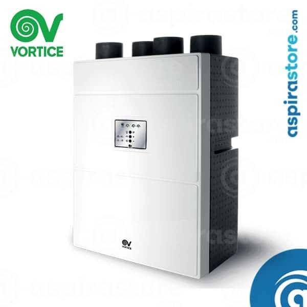 Recuperatore di calore a parete Vortice 300 mc/h