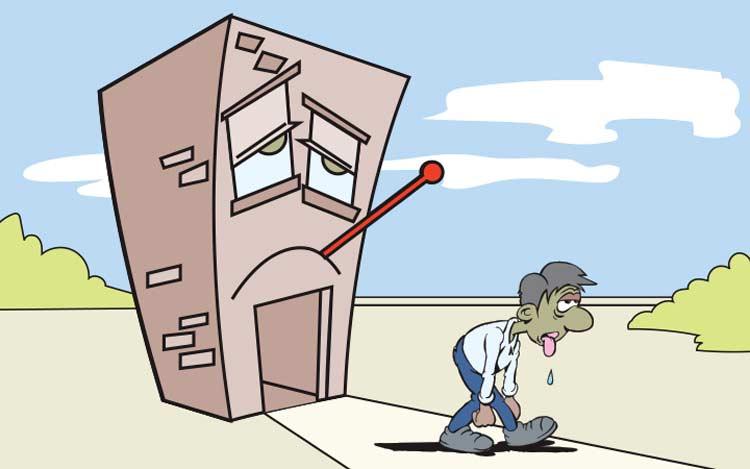 Cos'è la sick building syndrome e come porvi rimedio
