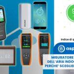 Migliori misuratori qualità dell'aria indoor: quale scegliere