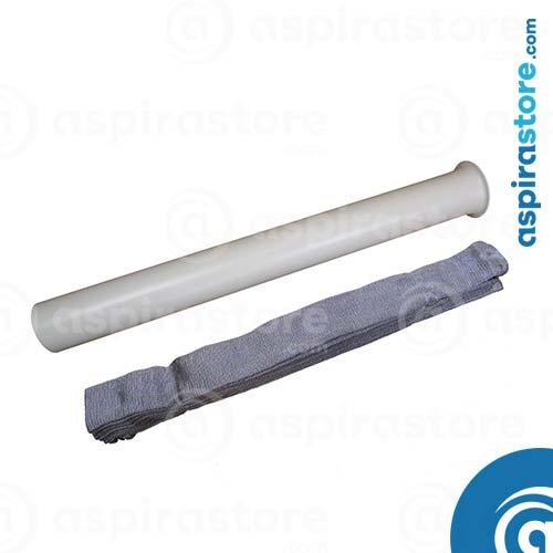 Calza rivestimento tubo flessibile aspirazione albergo