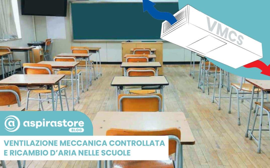 VMC e ricambio d'aria nelle scuole: come gestire l'aria pulita in ambito scolastico