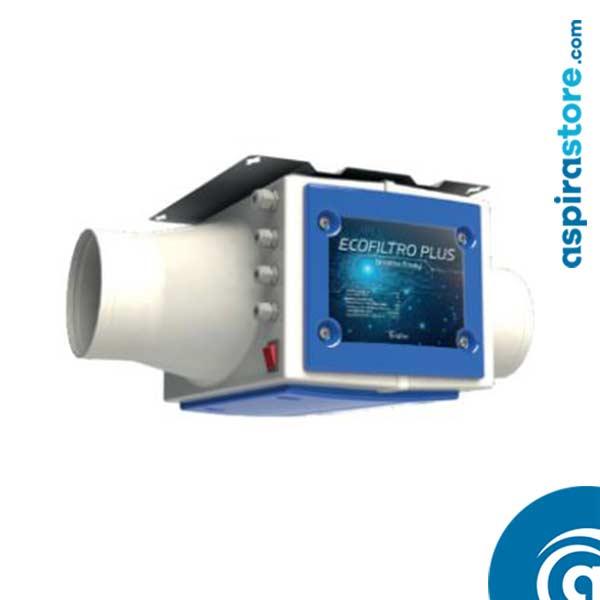 ecofiltro plus filtrazione antibatterica sanificazione aria