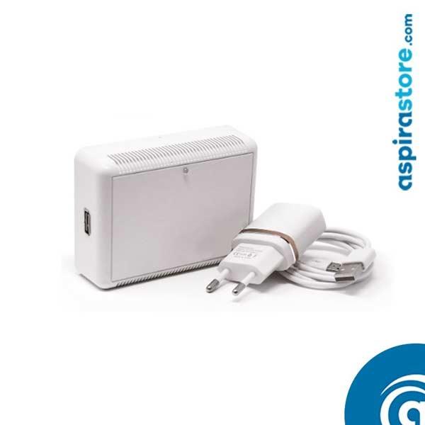 generatore di ossigeno attivo e ionizzazione