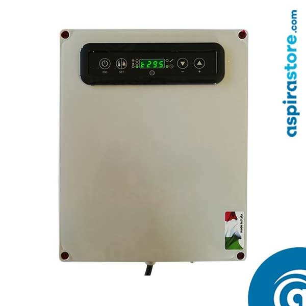 Generatore di ozono per sanificazione ambientale e vmc