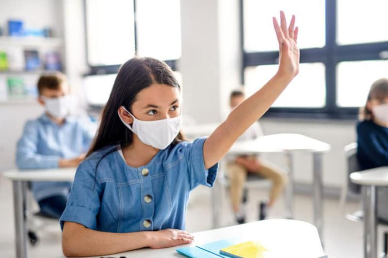 scuola e vmc contro il coronavirus