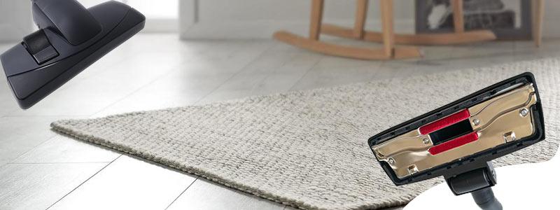 spazzole aspirapolvere centralizzato per pavimenti e tappeti