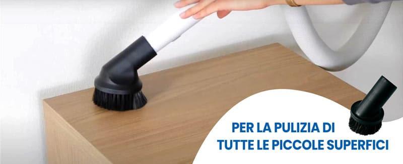 spazzole aspirapolvere centralizzato per spolverare