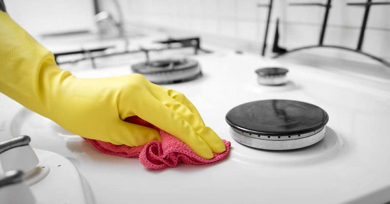 pulizie di casa giornaliere veloci cucina