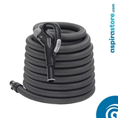 tubo flessibile aspirapolvere centralizzato con variatore di velocità