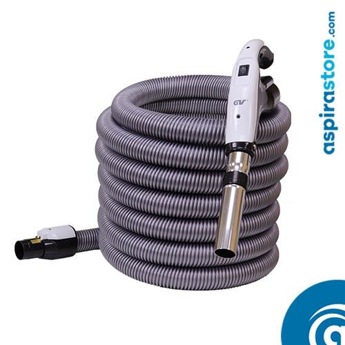 tubo flessibile on/off per aspirapolvere centralizzato