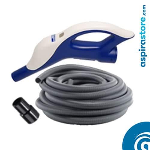 tubo flessibile per aspirapolvere centralizzato wireless