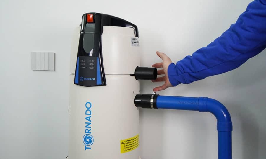 aspiratore centralizzato perdita di tenuta