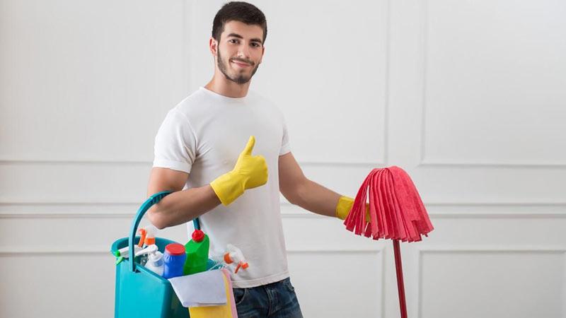 planning pulizie di casa settimanali