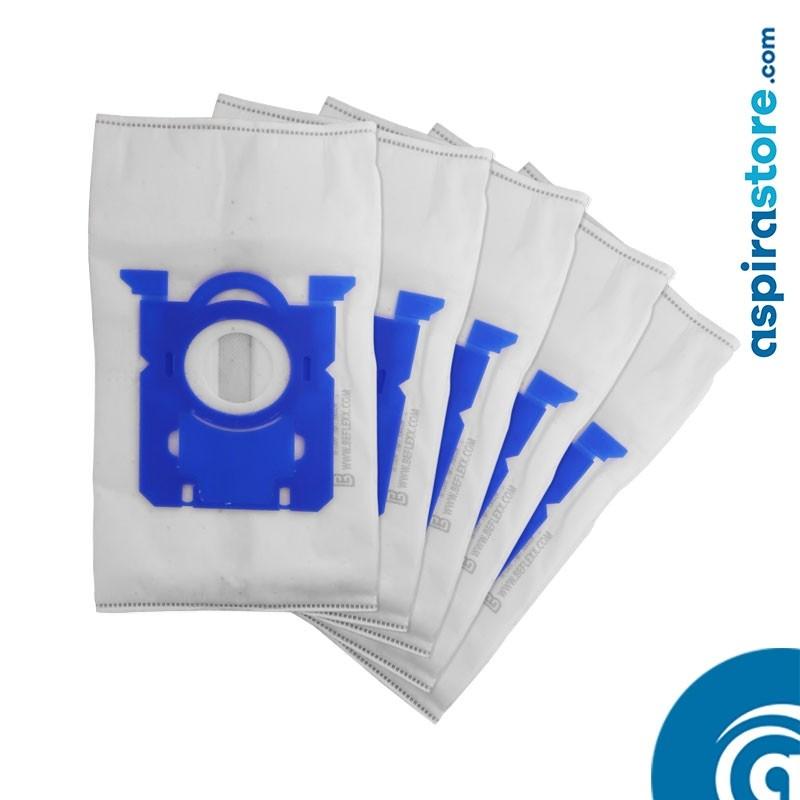 Confezione filtri per centrali aspiranti compatte per barche e camper Flexxy Beflexx
