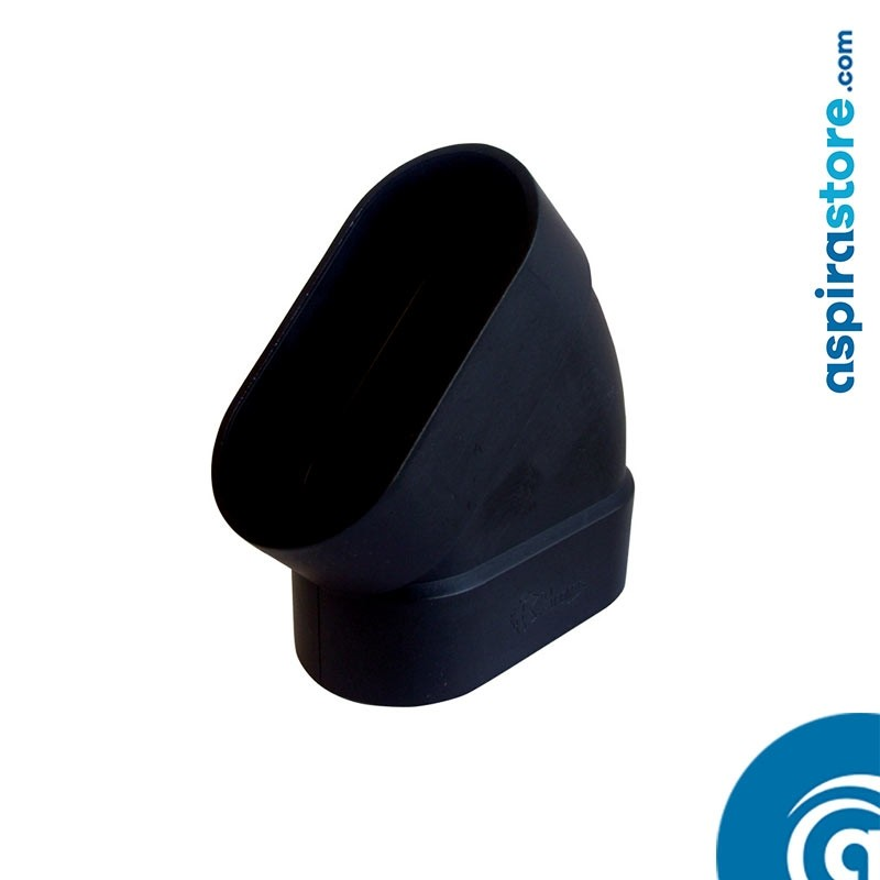 Curva slim linea ovale laterale 45° FF