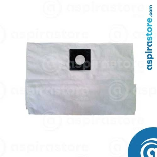 Filtro sacchetto in tessuto cm 52X45 per centrali Globo Master e Shadow