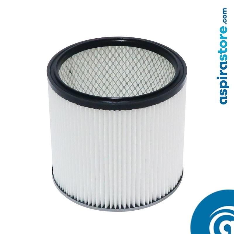 Filtro cartuccia poliestere 17,5X16 Ø14,5 per centrali Globo plastica