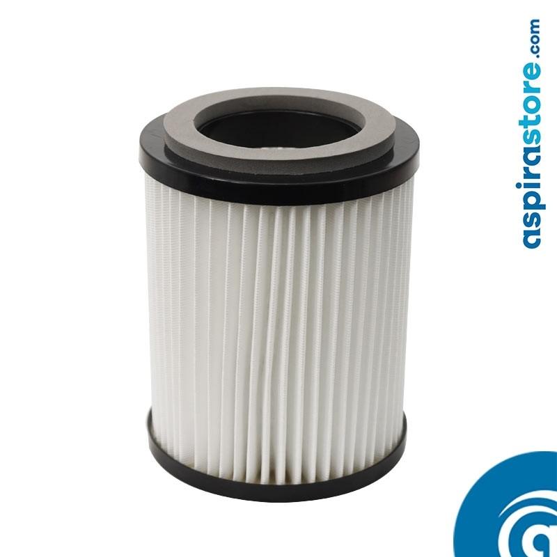 Filtro compatibile Aertecnica P80, C80, S80 e altri modelli in poliestere lavabile 18X13,2 Ø80