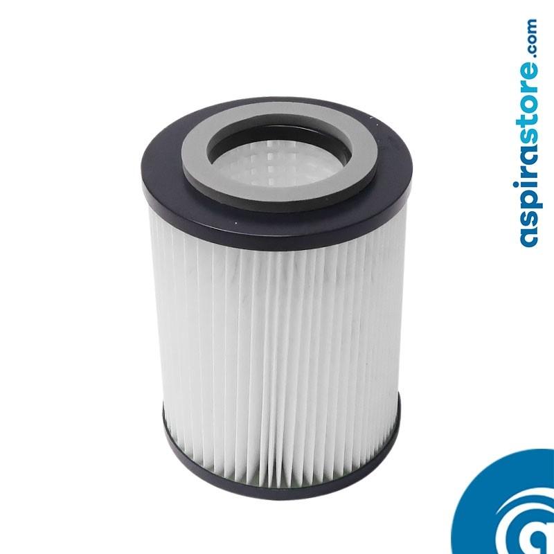 Filtro cartuccia in poliestere lavabile 20X16 Ø80 ricambio per aspirapolvere centralizzato
