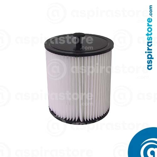 Filtro cartuccia poliestere 20,2X18,2 Ø12,1 Aspiredil GL70
