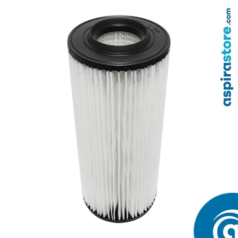 Filtro cartuccia in poliestere lavabile 44X18 Ø8 Aertecnica PX450, P350, P450, SC40TA