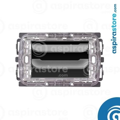 Griglia vmc Disappair 503 per Bticino Livinglight Tonda e Quadra Tech