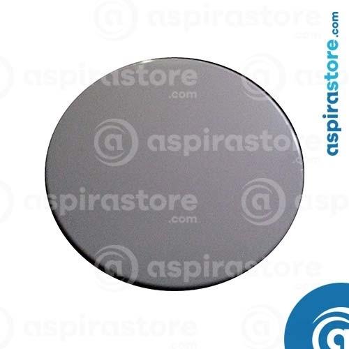 Griglia tonda per bocchetta vmc vent grigio segnale RAL 7004