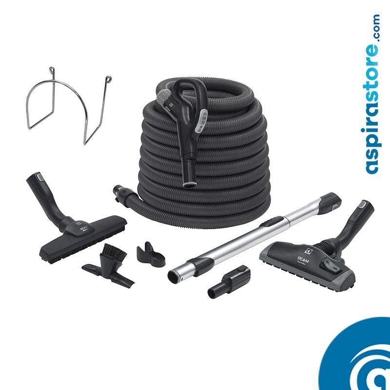 Kit accessori pulizia Beam Electrolux Alliance con tubo flex mt 9 ON-OFF e variazione di velocità