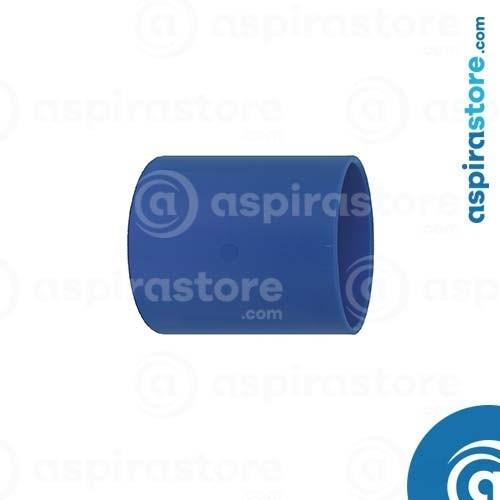 Manicotto ABS Ø50 con battente aspirazione centralizzata