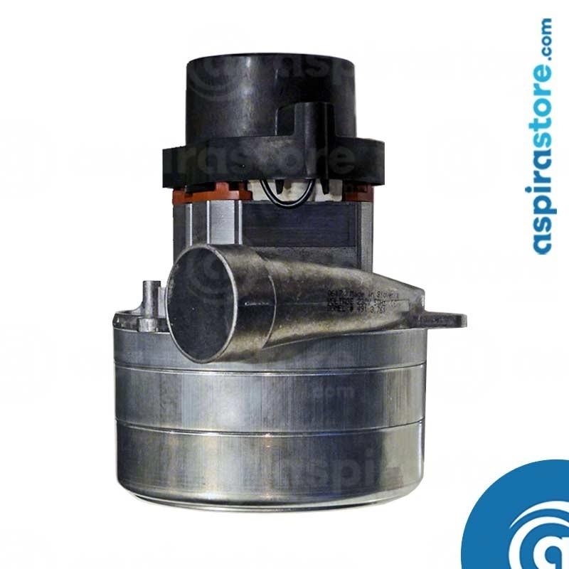 Motore per aspirapolvere centralizzato Domel sostitutivo del Fise 3 stadi