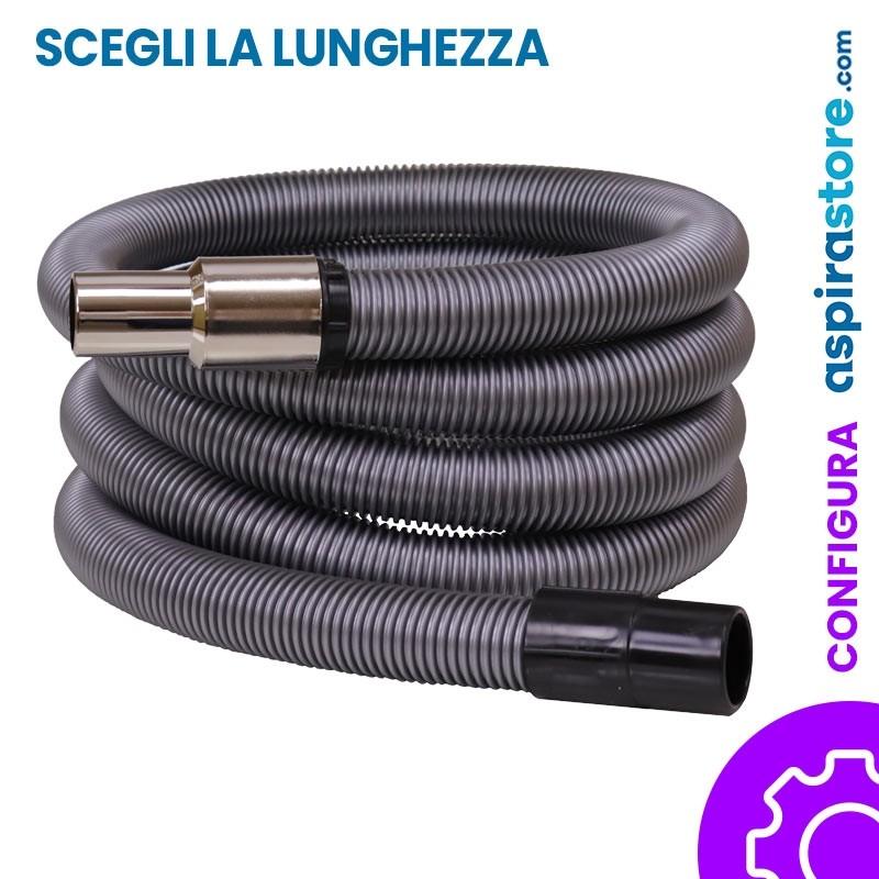 Prolunga per tubi flessibili aspirazione centralizzata Ø32