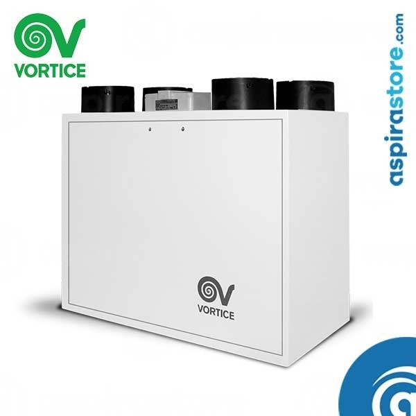 Recuperatore di calore Vortice VORT HR 200 BP 12116