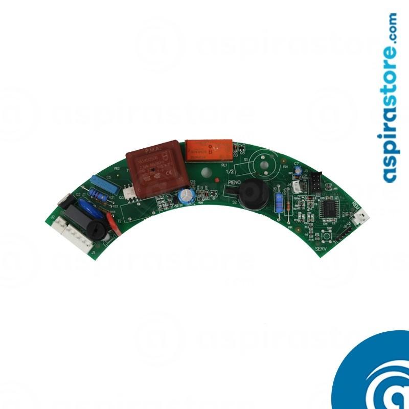 Scheda di ricambio per aspirapolvere Globovac ed Enke centrali serie con pannello LED