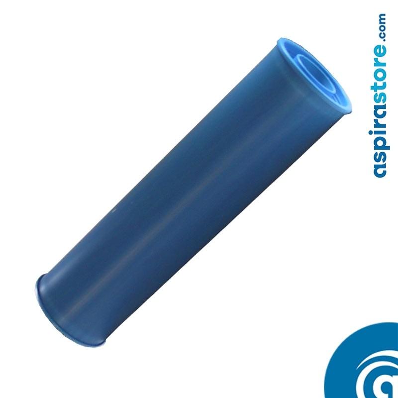Silenziatore PVC Ø50 per aspirapolvere centralizzato