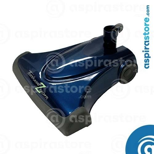 Spazzola turbo battitappetto moquette Turbocat cm 32 con ruote Ø32