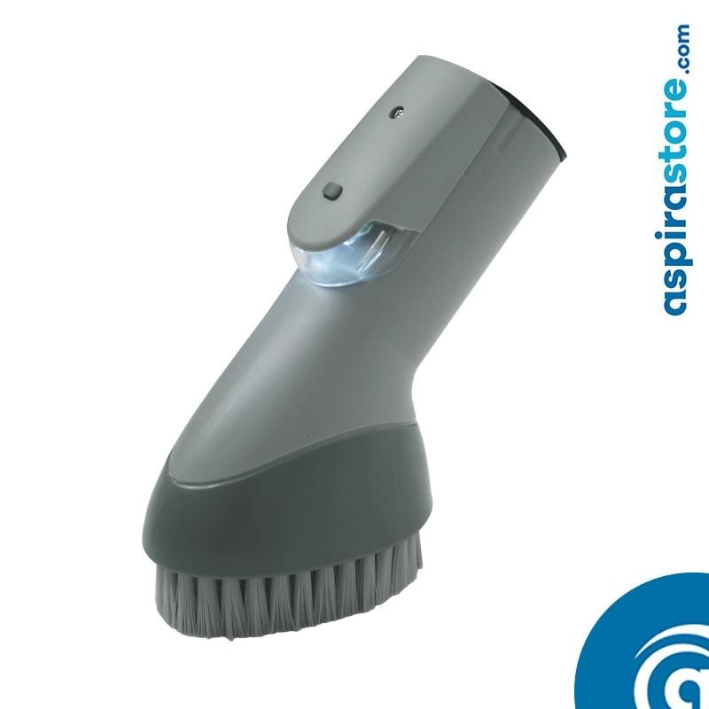Spazzola pennello Electrolux Lux setole medie con led aspirazione centralizzata