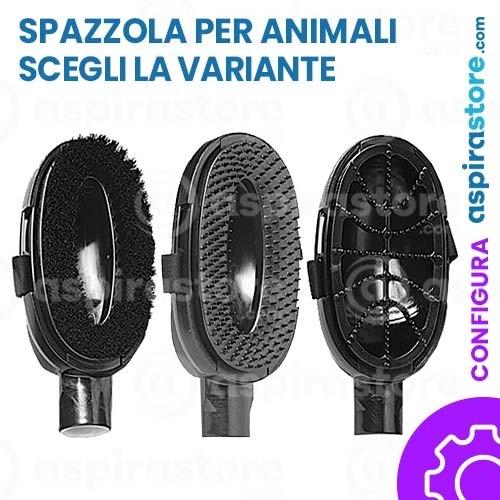 Spazzola per animali Ø32 per aspirapolvere centralizzato