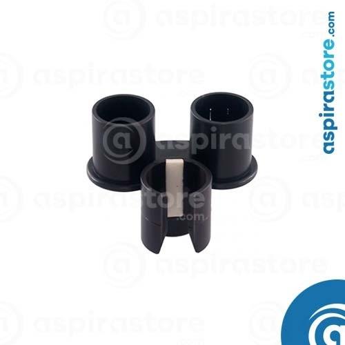 Coppia prolunga tubi in plastica /Ø 32