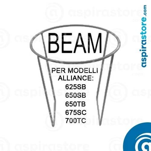 Tendisacco Ø260 per contenitore centrali Beam Electrolux Alliance