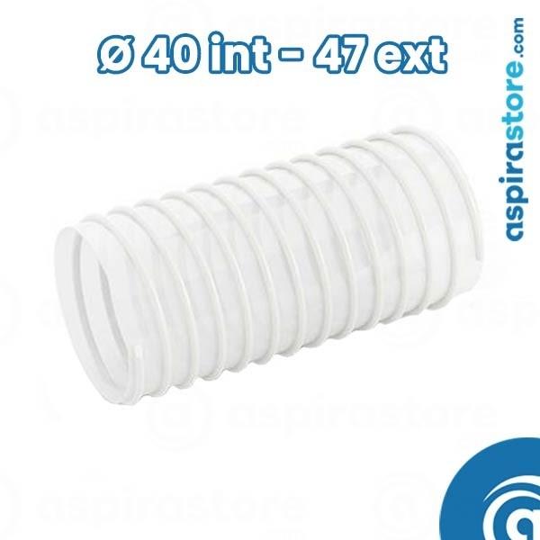 Tubo flessibile ventilazione vmc Ø 40 interno - diametro 47 esterno