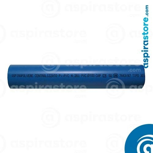 Tubo PVC diametro 100 aspirazione centralizzata terziario