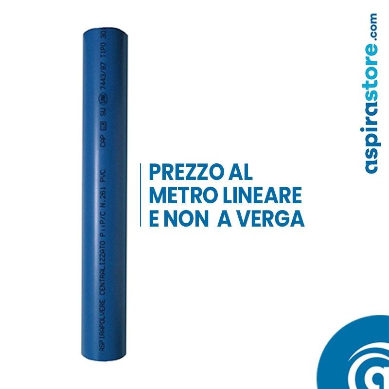 Tubo PVC diametro 63 aspirazione centralizzata prezzo