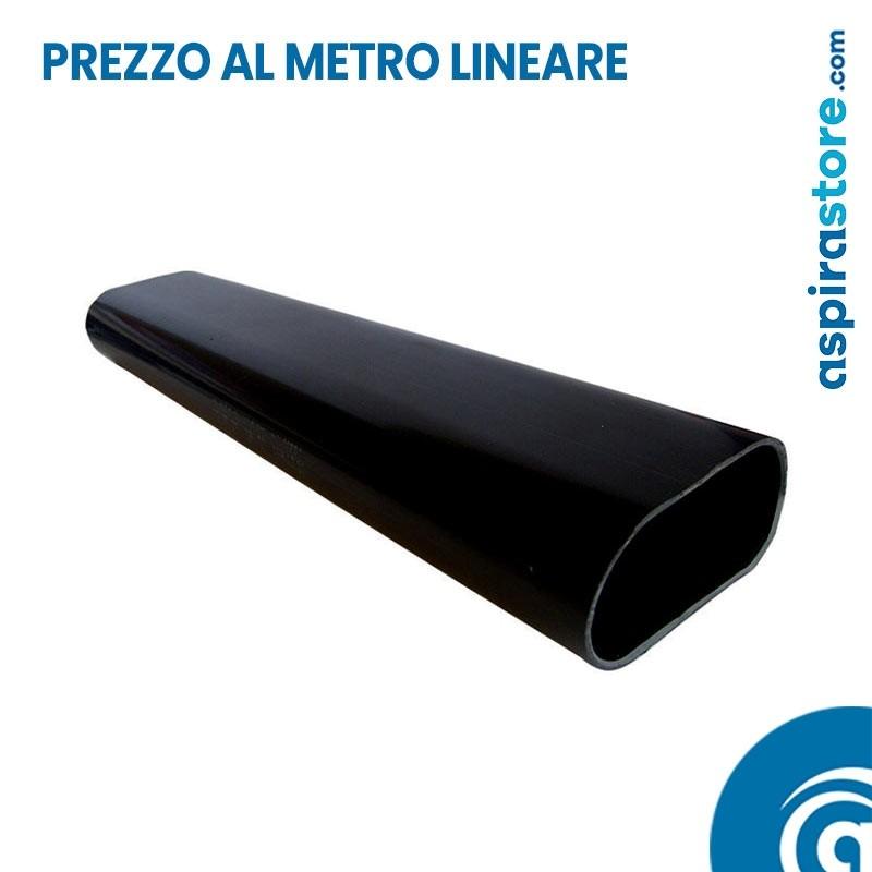 Tubo ovale barra 2 mt per aspirazione centralizzata prezzo