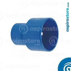 Aumento concentrico ABS Ø63F/82F aspirazione