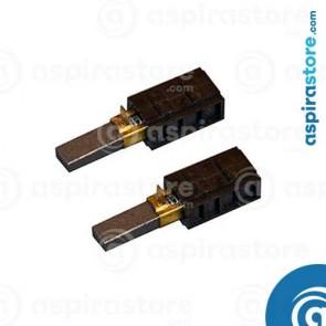 Coppia carboncini motore aspirante Lamb Ametek 115684-00