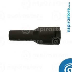 Impugnatura dritta in PVC per tubo flessibile Ø32