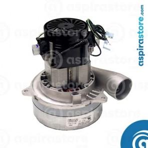 Motore aspirante Lamb Ametek 119711-00 tangenziale 2 stadi